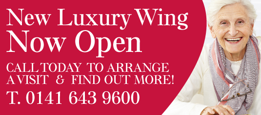 New Luxury Wing Now Open